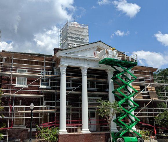 Cultural Center Renovations
