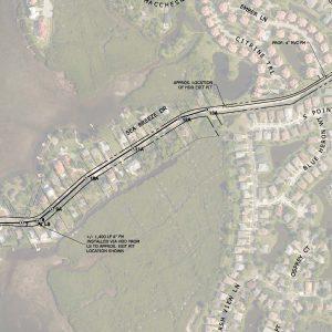 Seabreeze Drive Sewer Project