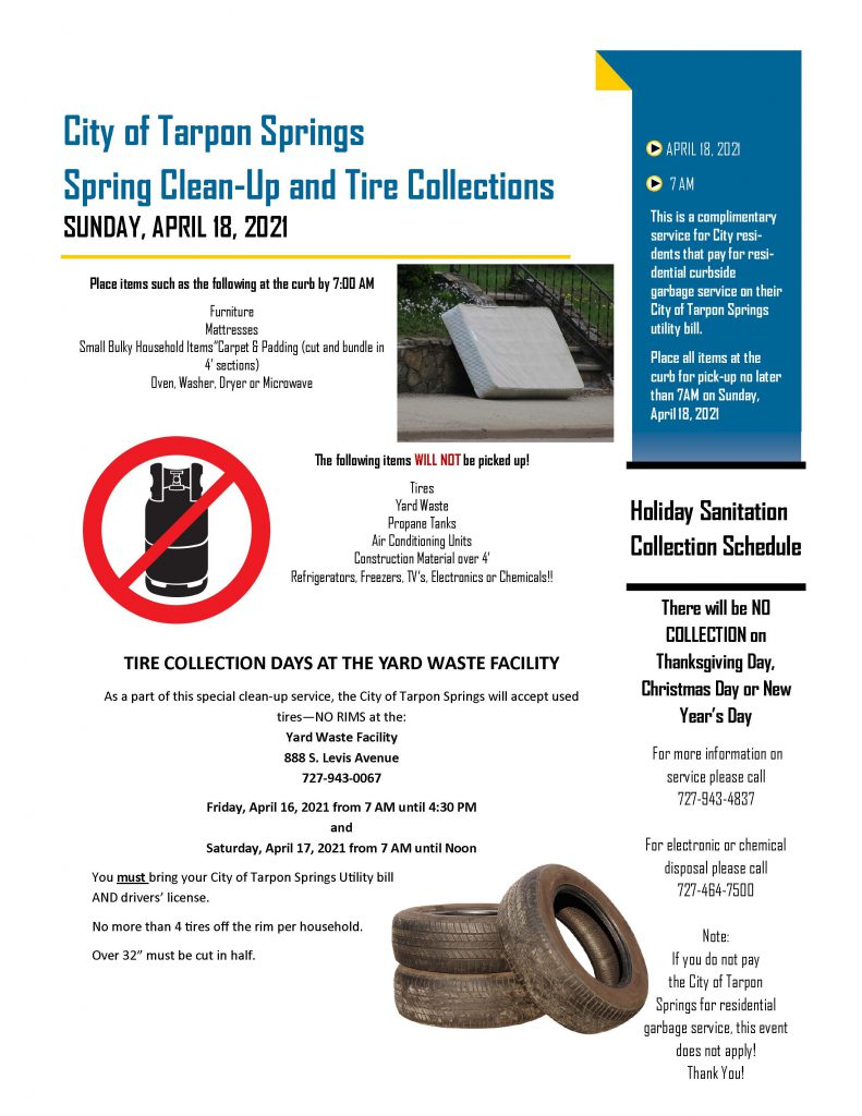 Spring Clean-Up 2021